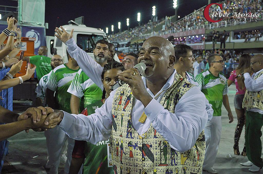 G. R. E. S. Imperatriz Leopoldinense 4749 Carnaval 2018 - Rio de Janeiro - RJ - Brasil