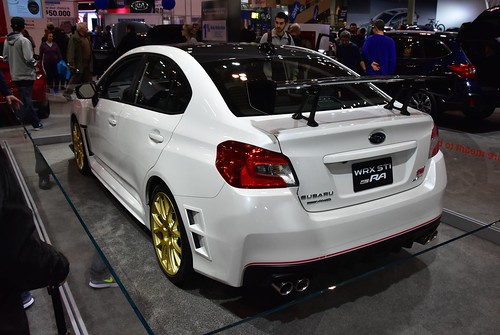 2019 Subaru WRX STI Type RA Photo
