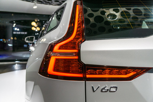 2019 Volvo V60 Reveal Volvo Studio Stockholm, Sweden Photo