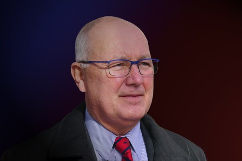America's ambassador to the Netherlands, Pete Hoekstra  Den Haag | by Roel Wijnants