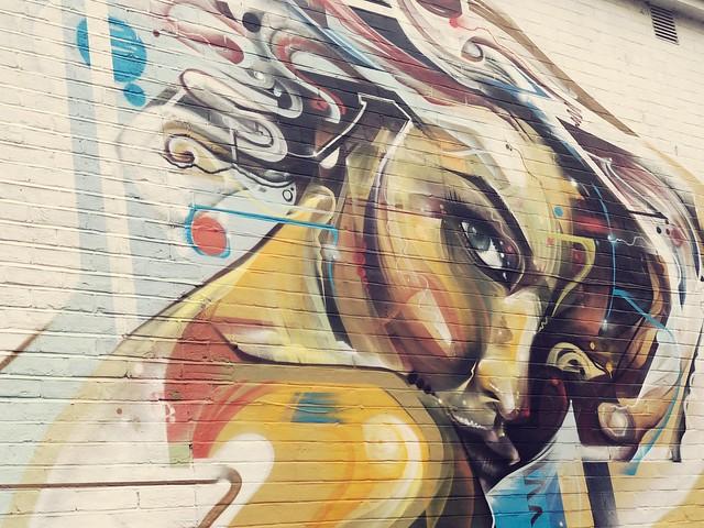 Brighton City Artwork- Truly amazing city to live in !
