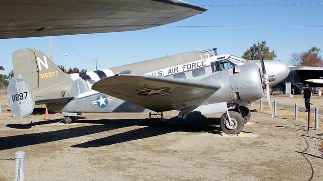 Beech Model 18 aka C-45 DSC_0075