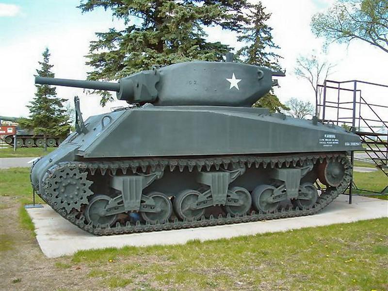 M4A3E2 Sherman 3