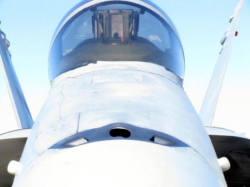 McDonnell-Douglas FA-18C Hornet 2