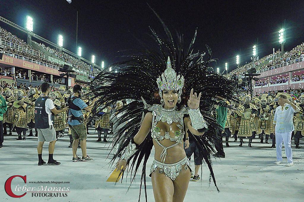 G. R. E. S.  Império Serrano 3637 Carnaval 2018 - Rio de Janeiro - RJ - Brasil