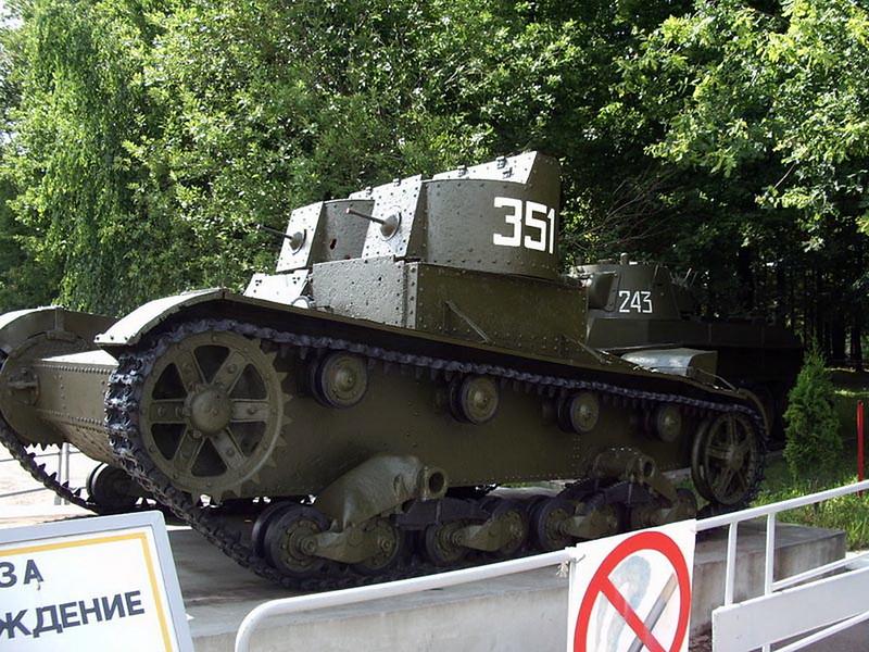 T-26 Model 1931 3