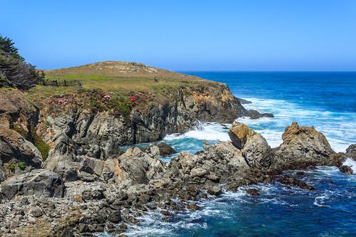 coastline cacoast mon ©mon canon canoneosrebelt1i seascape scenery oceanview t1i norcal rockscape peaceful california wave mendocinocoast solitude tranquil