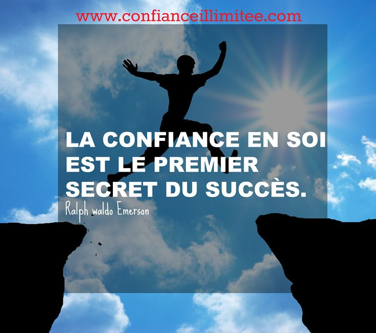 Citations Réussite Succes Confiance Illimitée Par Fra