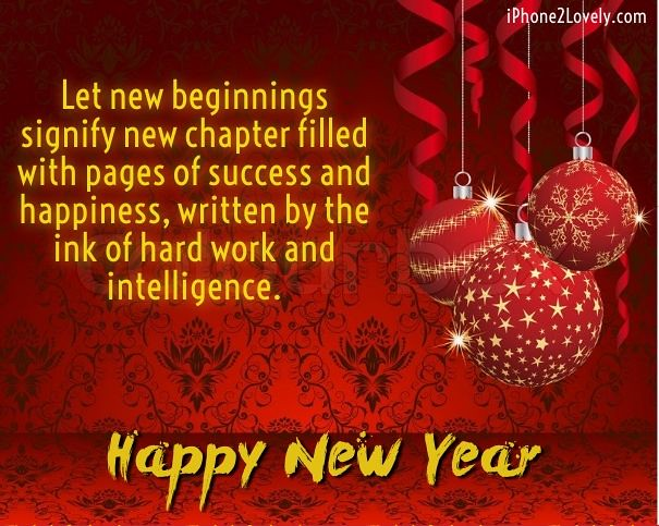 Happy New Year 2018 Quotes : Business New Year Greetings S ...