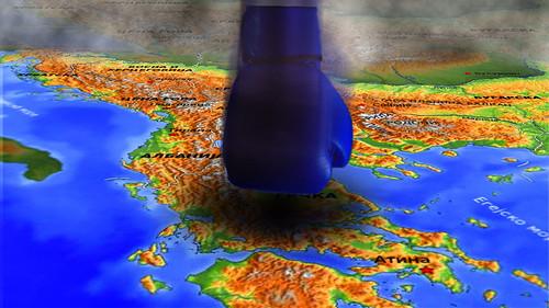 Balkan map | by BalkanPhotos