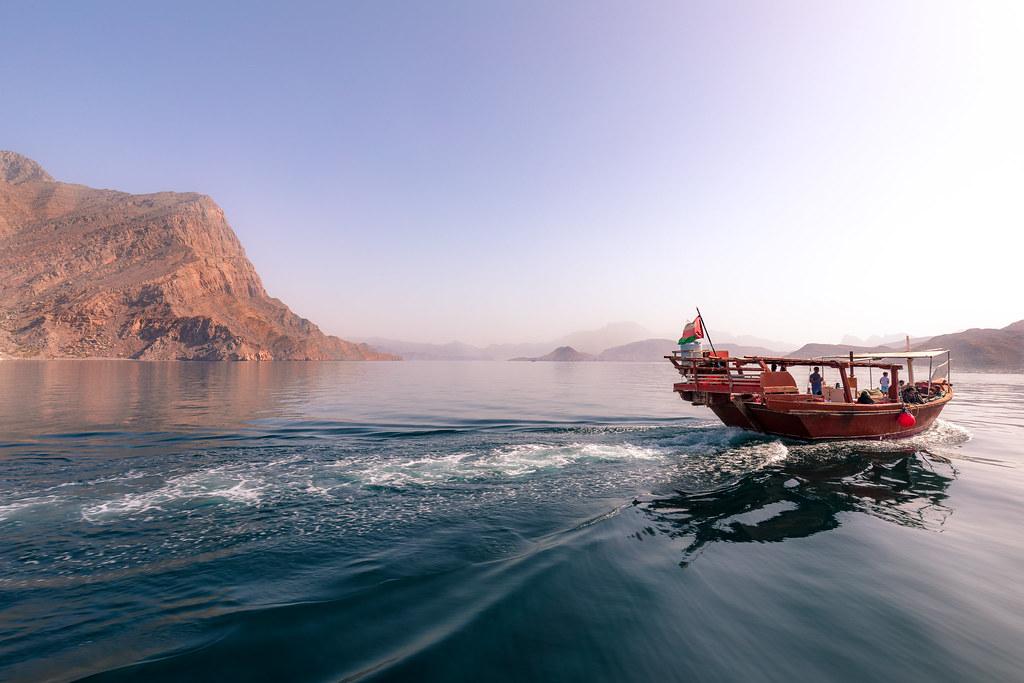 Musandam Oman Robert Haandrikman Flickr
