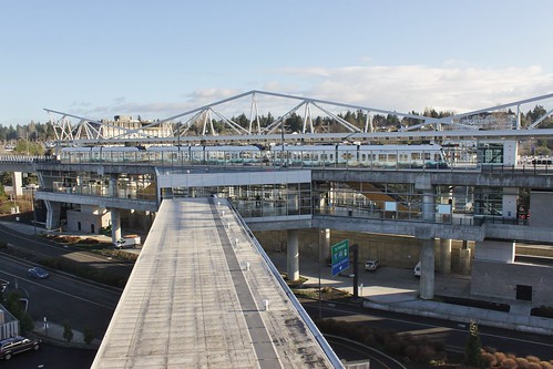 SeaTac/Airport light rail station