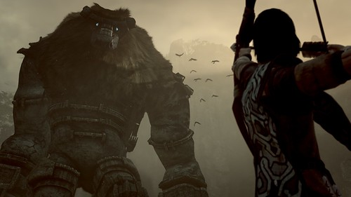 Shadow of the Colossus Photo Mode | by PlayStation.Blog