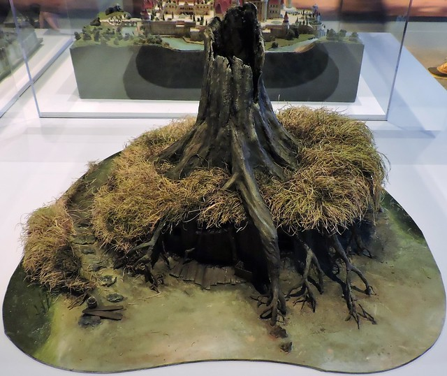 Shrek Swamp House Model