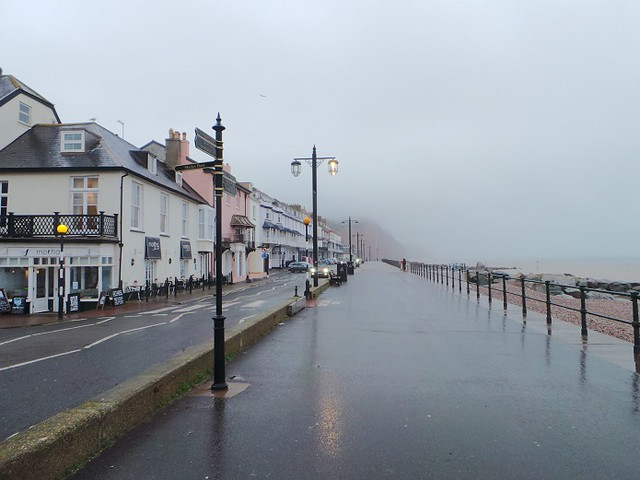 Sea Front, Sidmouth