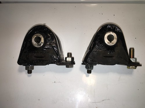 Filled stock  XJ motor mounts | by lw5315us