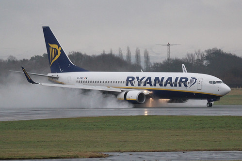 Ryanair Boeing 737-8AS - Runway Visitor Park, Manchester Airport, Saturday 20th January 2018 | by ChrisPDay