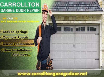 Garage Door Repair In Carrollton Call Carrollton Garage