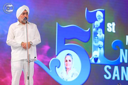 SNM Zonal Incharge, Sukhdev Singh from Amritsar, Punjab