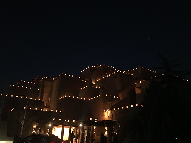Night Lights at Santa Fe