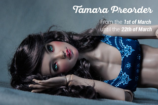 Tamara preorder ~ from the 1st of March until the 22th of March | by Youpla Dolls