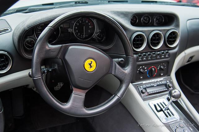 Ferrari 550 Barchetta - n° 386 - 2001