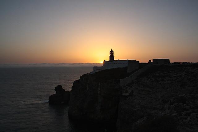 Cabo de São Vicente, Algarve (Portugal)