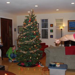 Christmas tree 12/18/11 | by laurensweb