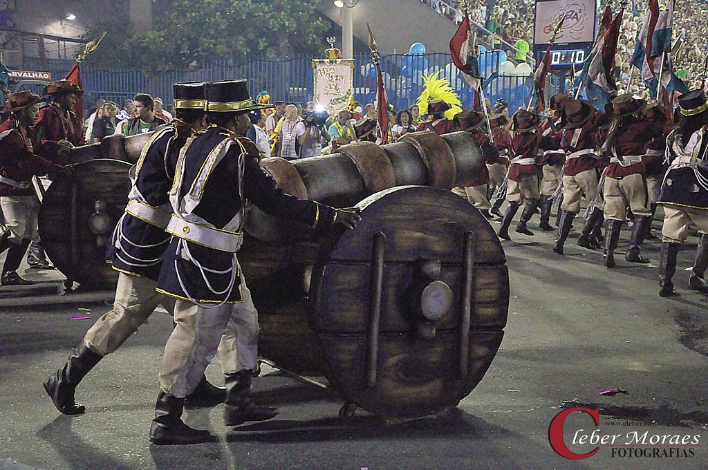 G. R. E. S. São Clemente 3687 Carnaval 2018 - Rio de Janeiro - RJ - Brasil