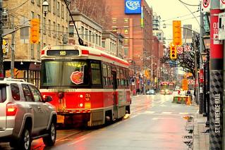 King Street Transit Pilot Project   by wyliepoon