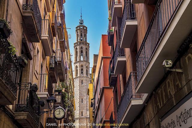 Torre de Santa María del Mar, Barcelona