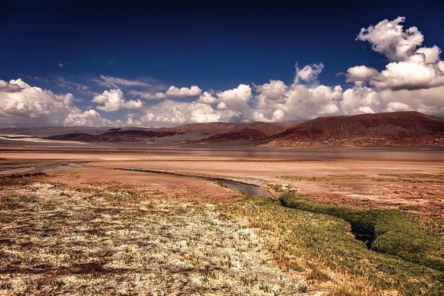 Laguna Carachi Pampa