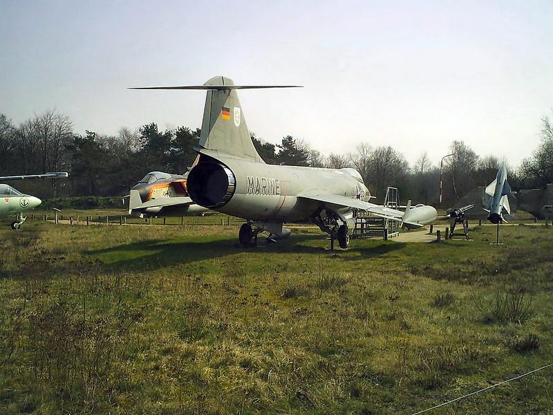 F-104 Starfighter přišel 2