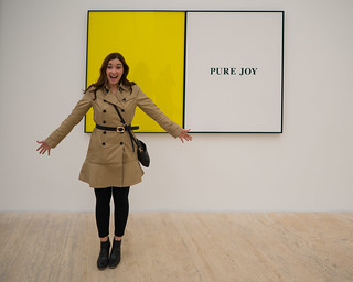 Deya at Museo Jumex Pure Joy | by nan palmero
