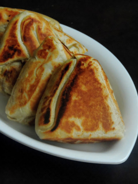 Srilankan Vegetable Roti,Vegetable Rotti