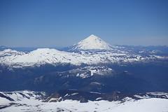 Volcán Quetrupillán and Volcán Lanín