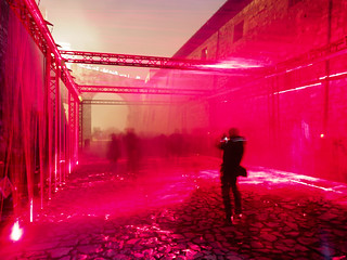 Red light storm | by Riccardo Palazzani - Italy