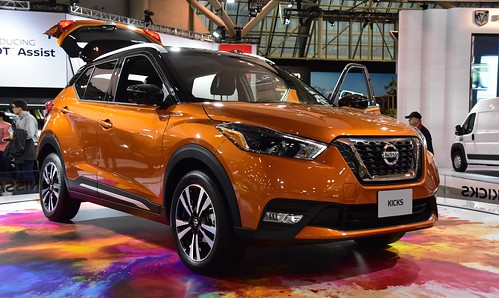 2019 Nissan Kicks Photo