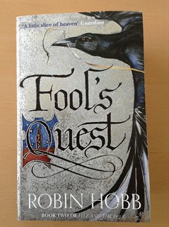 Fool's Quest - Robin Hobb | by Mary Loosemore