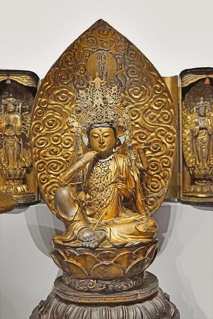 Avalokiteshvara (Musée Guimet / MNAAG, Paris)