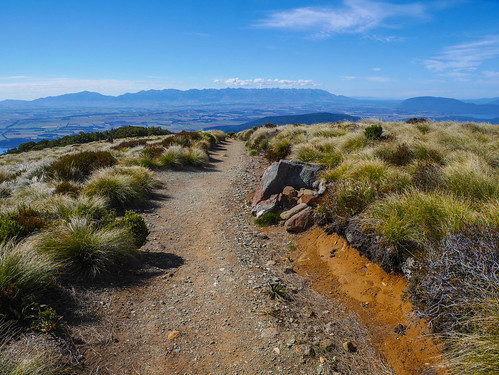 Kepler Track looking back towards Manapouri | by snackronym
