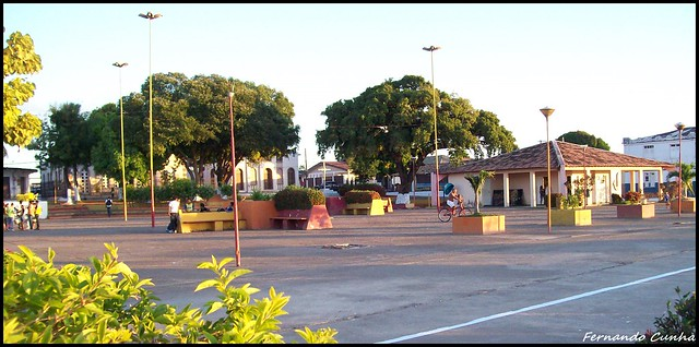 Praça São Félix - Marabá Pará