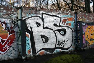 Shiregreen/Ecclesfield graffiti-2 | by Ayshea Siddall