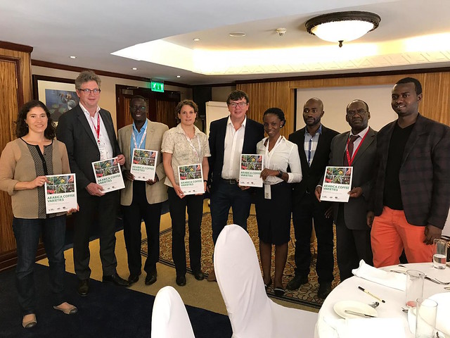 World Coffee Research Expands Coffee Varieties Catalog to Include Africa, New Research