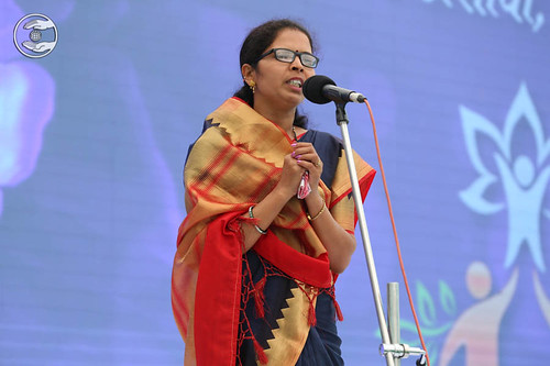 Urmila Shirose from Ulhas Nagar, expresses her views