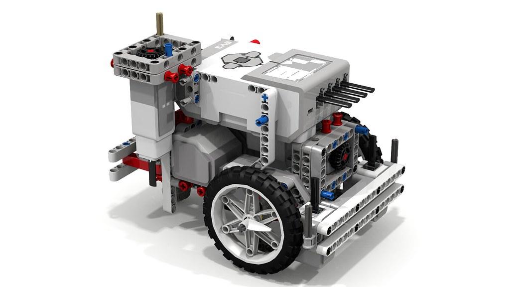 Fll Robot By Zachary Trautwein Lego Ev3 This Lego Minds Flickr