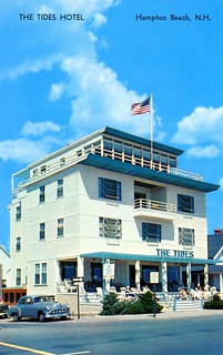 Tides Hotel Hampton Beach NH | one block south of the Casino… | Flickr