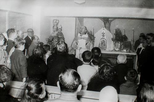 24 de noviembre, San Juan de la Cruz [6] - Bendición, Sacrificio, alocución del Padre Provincial.