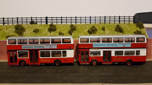 The same but different - Titan and Metrobus