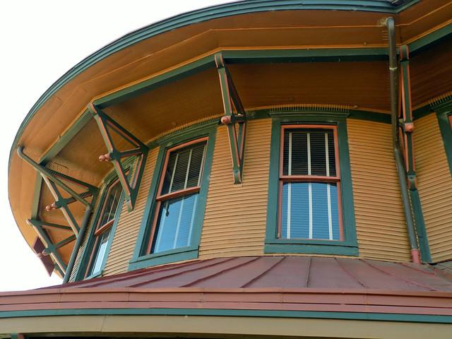 Windows On The Depot.